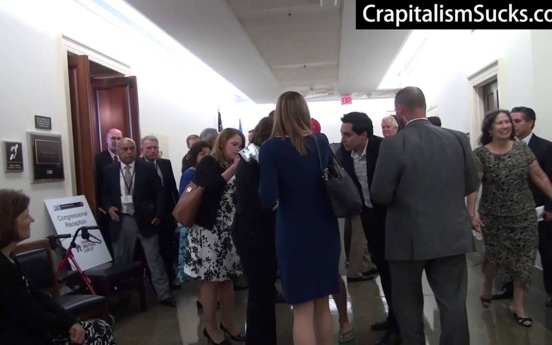 Nancy Pelosi Gets Strangely Silent After Asked About Her Crony Connection To Tom Steyer